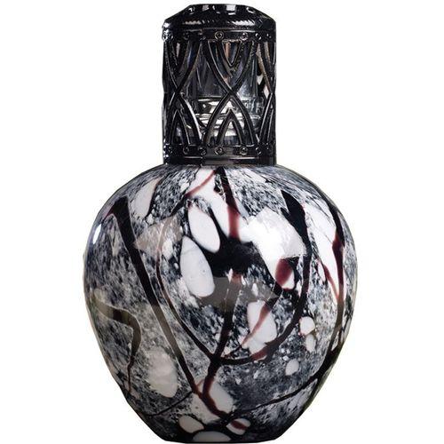 Ashleigh & Burwood Large Premium Fragrance Lamp Black Marble