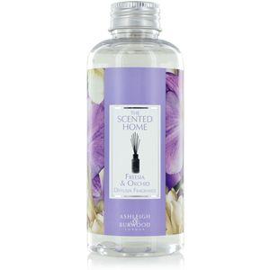 Ashleigh & Burwood Reed Diffuser Fragrance Refill 150ml - Freesia & Orchid
