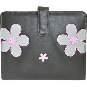 Mala Leather Enya Tablet Holder - Black