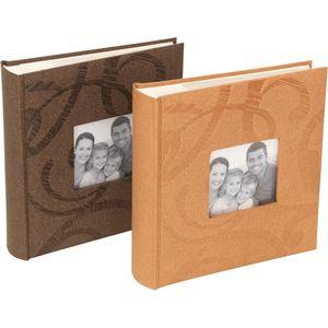 """Sonata Album (beige) 200 photos 6x4"""""""