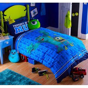 Disney Pixar Monsters University Single Bed Quilt Set