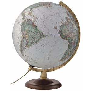 Gold Executive Illuminated Globe