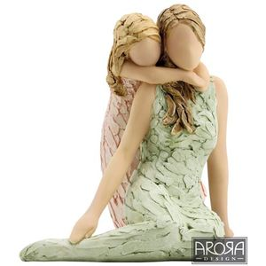 More Than Words Like Mother Like Daughter Figurine