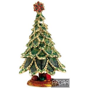 Craycombe Trinkets Christmas Tree Trinket Box