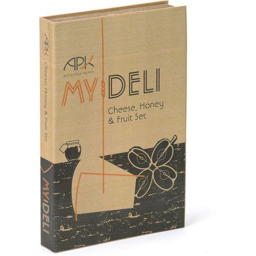 Arthur Price My Deli - Cheese Honey & Fruit Set