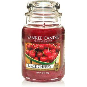 Yankee Candle Large Jar Black Cherry