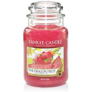 Yankee Candle Large Jar Pink Dragonfruit Scent