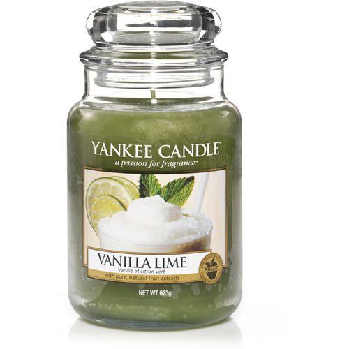 Yankee Candle Large Jar Vanilla Lime