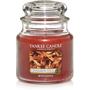 Yankee Candle Medium Jar Cinnamon Stick Scent