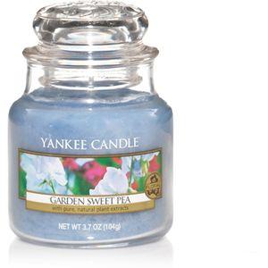 Yankee Candle Small Jar Garden Sweet Pea