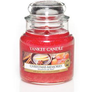 Yankee Candle Small Jar Christmas Memories