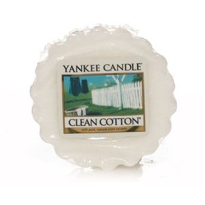 Yankee Candle Wax Melt - Clean Cotton