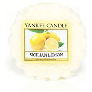 Yankee Candle Wax Melt - Sicilian Lemon