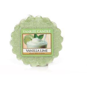 Yankee Candle Wax Melt - Vanilla Lime