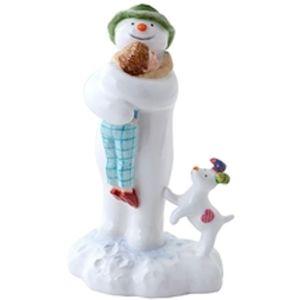 John Beswick The Snowman: Snowman Hugging Billy