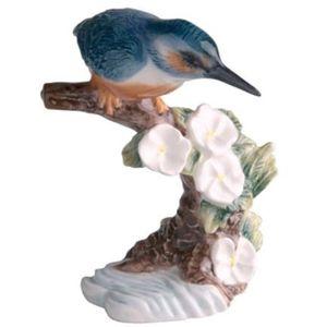 John Beswick Kingfisher Bird Figurine