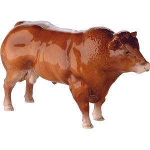 John Beswick Limousin Bull Figurine