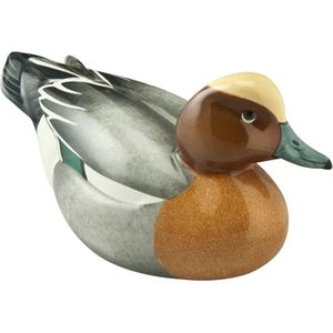 John Beswick European Widgeon Bird Figurine