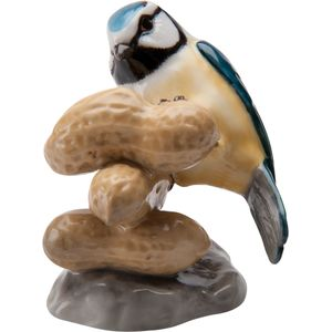 John Beswick Blue Tit Mini Bird Figurine