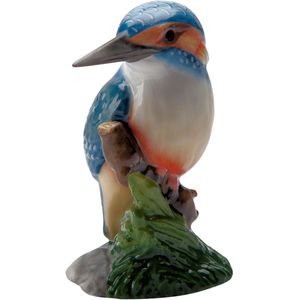 John Beswick Kingfisher Mini Bird Figurine