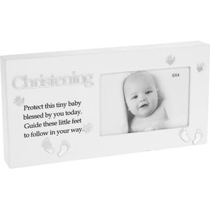 "Reflections Photo Frame 6"" x 4"" - Christening"