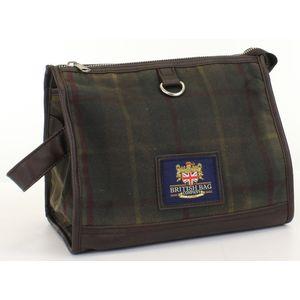 British Bag Company Millerain Wash Bag