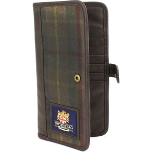 The British Bag Company - Millerain Gents Travel Wallet