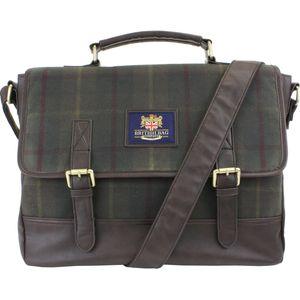 British Bag Company Millerain Messenger Bag