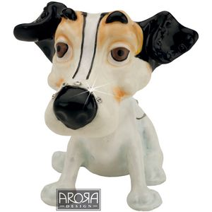 Little Paws Jack Russell Trinket Box