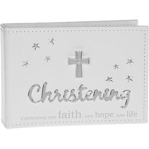 "Christening Photo Album 6x4"""