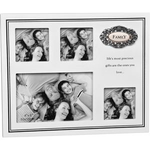 Loved Ones Collage Photo Frame FAMILY