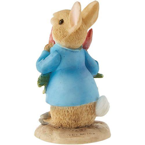 Beatrix Potter Peter Rabbit Peter Ate Some Radishes Mini Figurine A26708