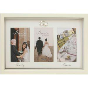 Wedding Friends & Family multi photo frame