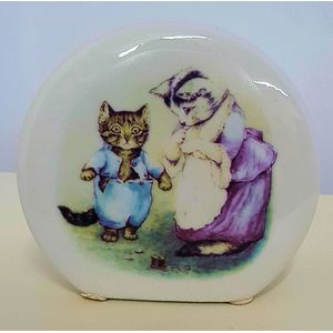 Beatrix Potter Tom Kitten Money Box