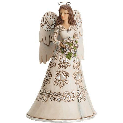 Heartwood Creek Wedding Angel Figurine