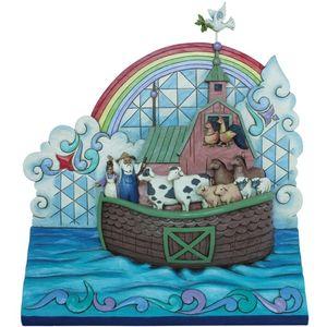 Heartwood Creek Plaque - Noahs Ark