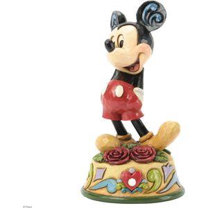 Birthstone Mickey Mouse (June) Figurine