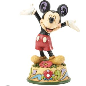 Birthstone Mickey Mouse (October) Figurine
