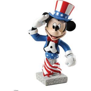 Grand Jester Studios USA Patriotic Mickey Bust