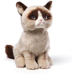 GUND Grumpy Cat Soft Toy
