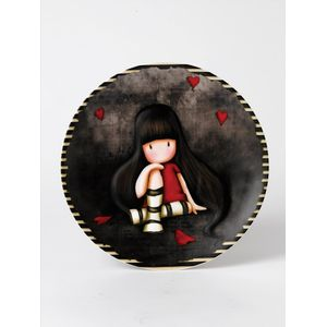 Santoro Gorjuss - The Collector Wall Plate