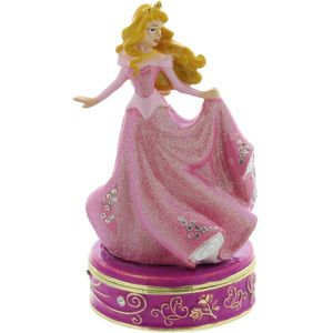 Disney Princess Trinket Box - Aurora (Sleeping Beauty)