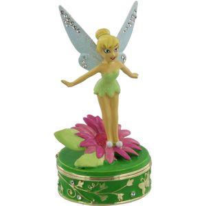 Disney Classic Trinket Box - Standing Tinker Bell