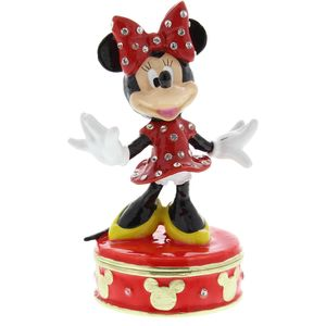 Disney Classic Trinket Box - Minnie Mouse