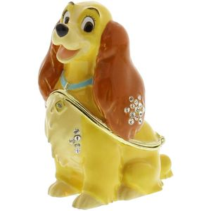 Disney Classic Trinket Box - Lady