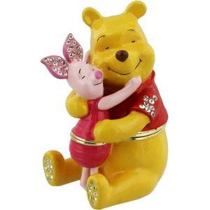 Disney Winnie The Pooh Trinket Box - Pooh & Piglet