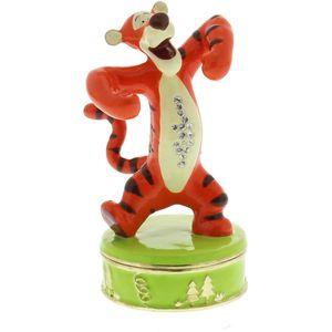 Disney Moments Winnie The Pooh & Friends Trinket Box - Tigger