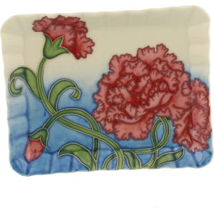 Old Tupton Ware Carnation Collection - Plate