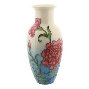 Old Tupton Ware Carnation Design - Medium Vase