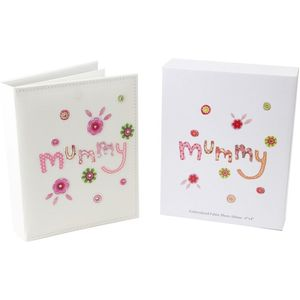 Mummy Photo Album 6x4""